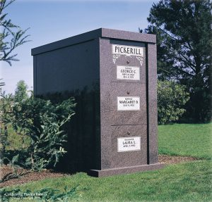 Pickerill mausoleum