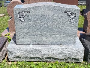 Silver Cloud Tombstone